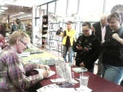 Tracy - Book Signing1